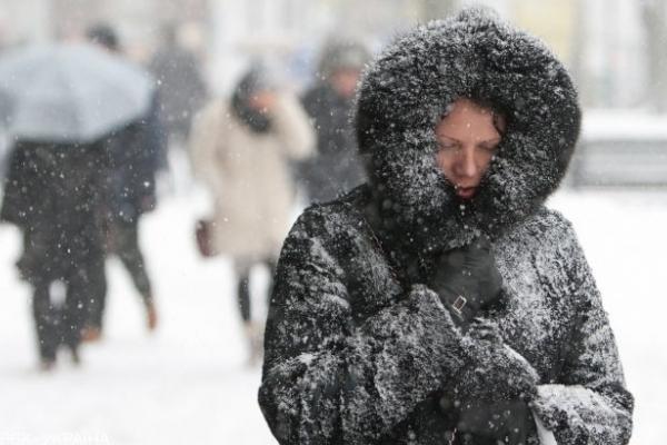 Хуртовини та екстремальні морози: синоптик ошелешив прогнозом на зиму