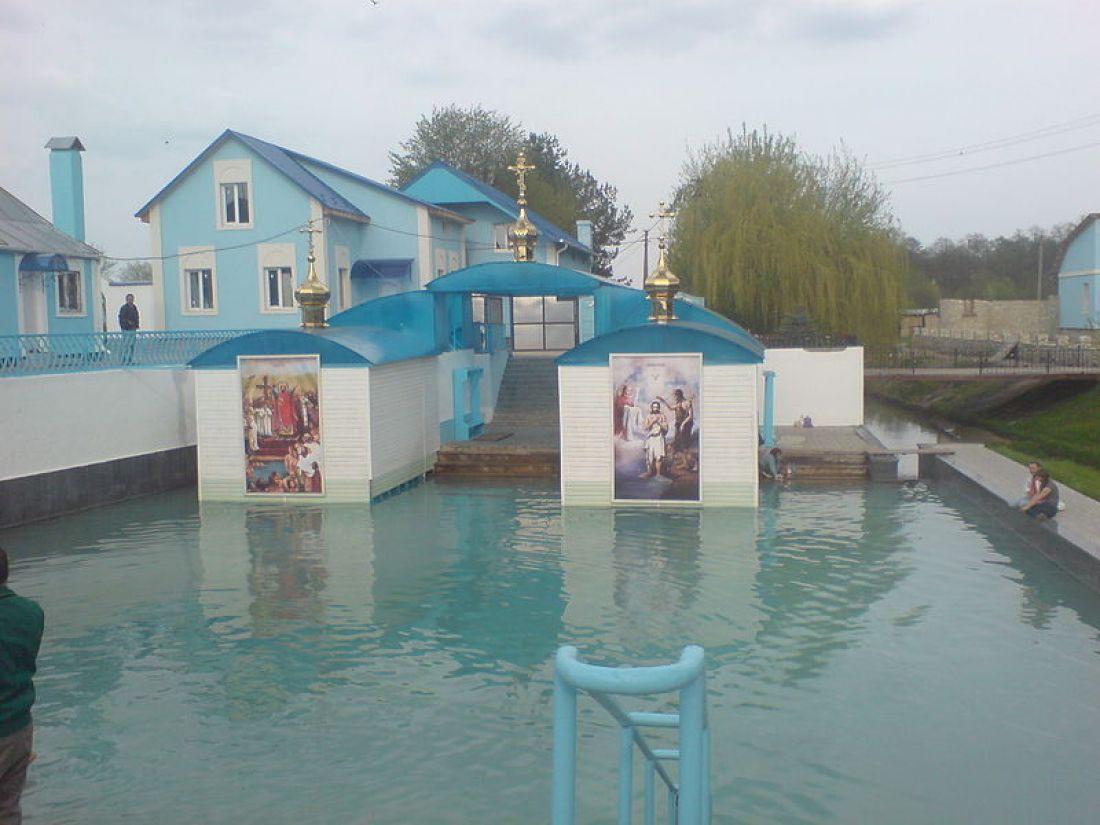 У відомій купелі на Тернопільщині – тепер ні краплі води