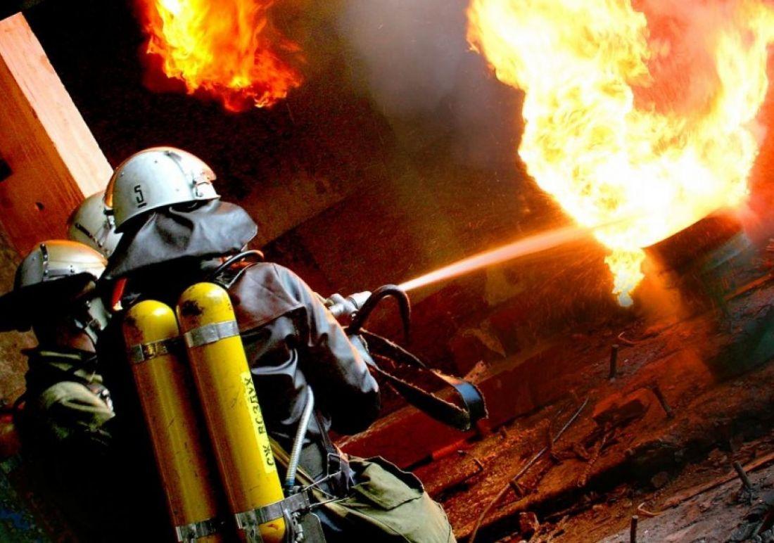У Бережанах під час пожежі загинула жінка