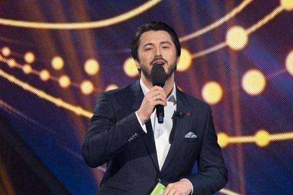 Відомий телеведучий з Тернопільщини уже відсвяткував Новий рік