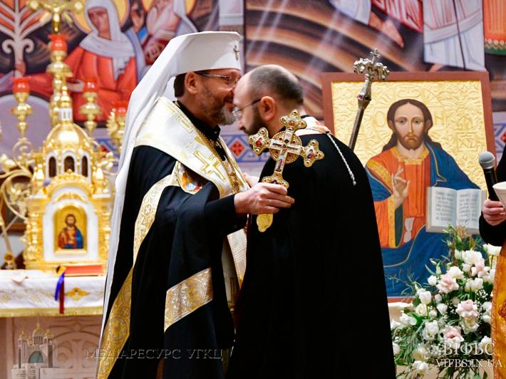 Священника з Тернопільщини найменували єпископом УГКЦ