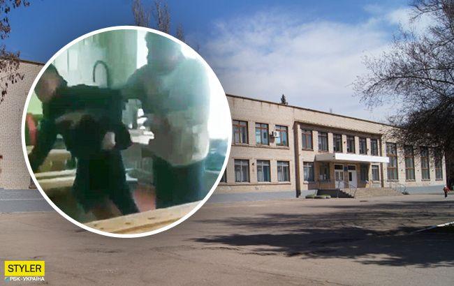 Кричав і плакав: в Запоріжжі вчитель жорстоко побив учня