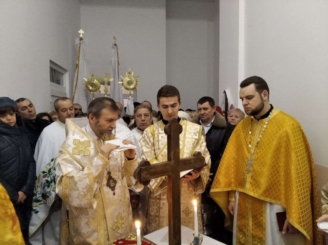 На Тернопільщині освятили ще одну церкву