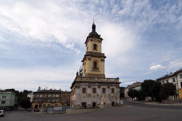 Бучацьку ратушу віднесли до однієї з п'яти найкрасивіших ратуш Західної України