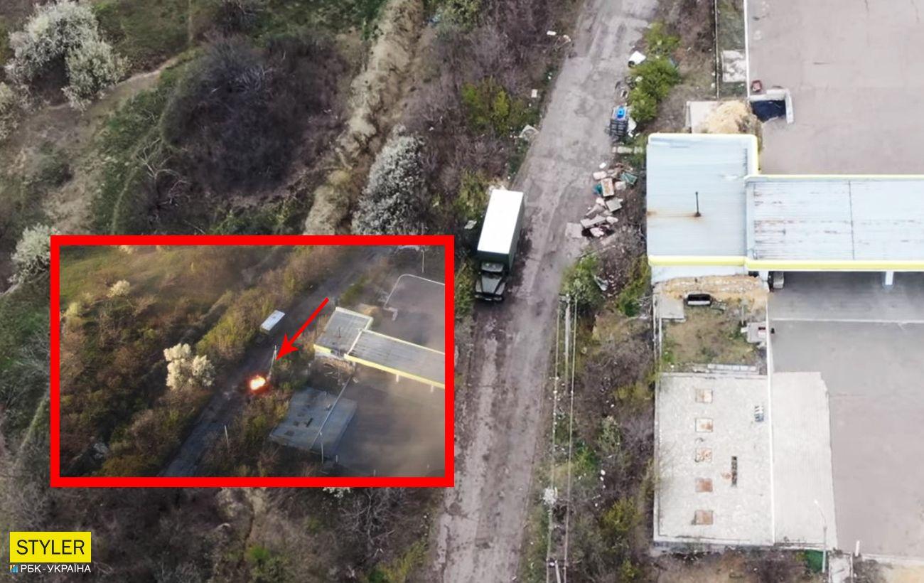 Українські бійці на Донбасі послали бойовикам потужну відповідь: яскраве відео