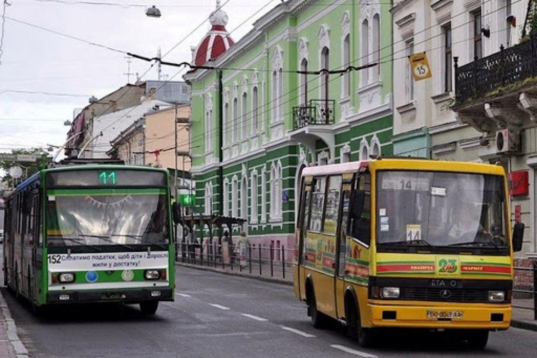 Де у Тернополі з'являться нові зупинки громадського транспорту