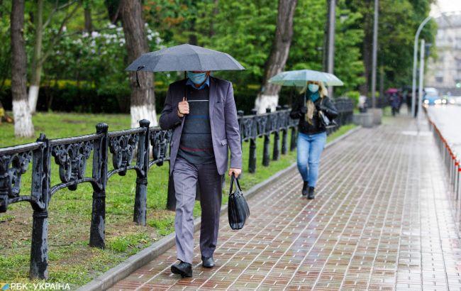 В Україну увірветься циклон: які області заллє дощами