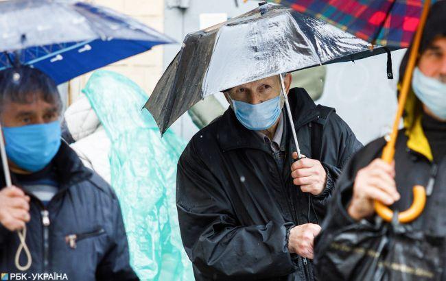 Зливи, похолодання і потопи: погодні умови з 1 червня будуть погіршуватися