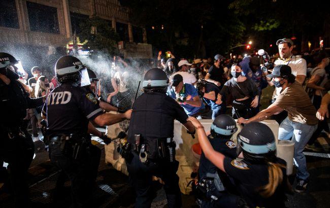 Протести США охопили всю Європу: що зараз відбувається (Фото)