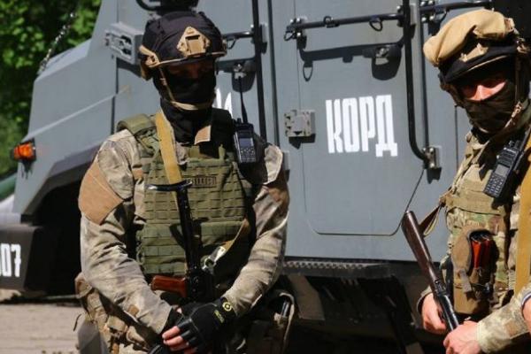 Перестрілка в Броварах: з'явилося відео, як бійці КОРД затримували тітушок