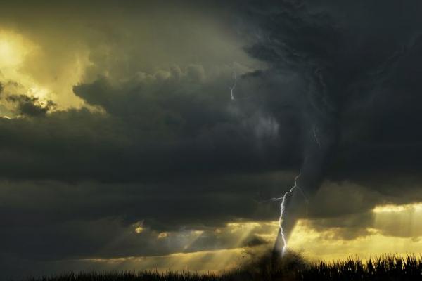 В Україні пронісся страшний торнадо: відео руйнівної стихії