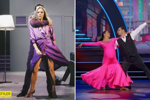 Гвоздьова, Шоптенко та інші вагітні учасниці «Танців з зірками»