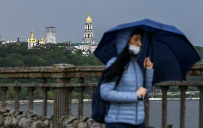 Грози та зниження температури до +3: в яких областях України чекати на негоду