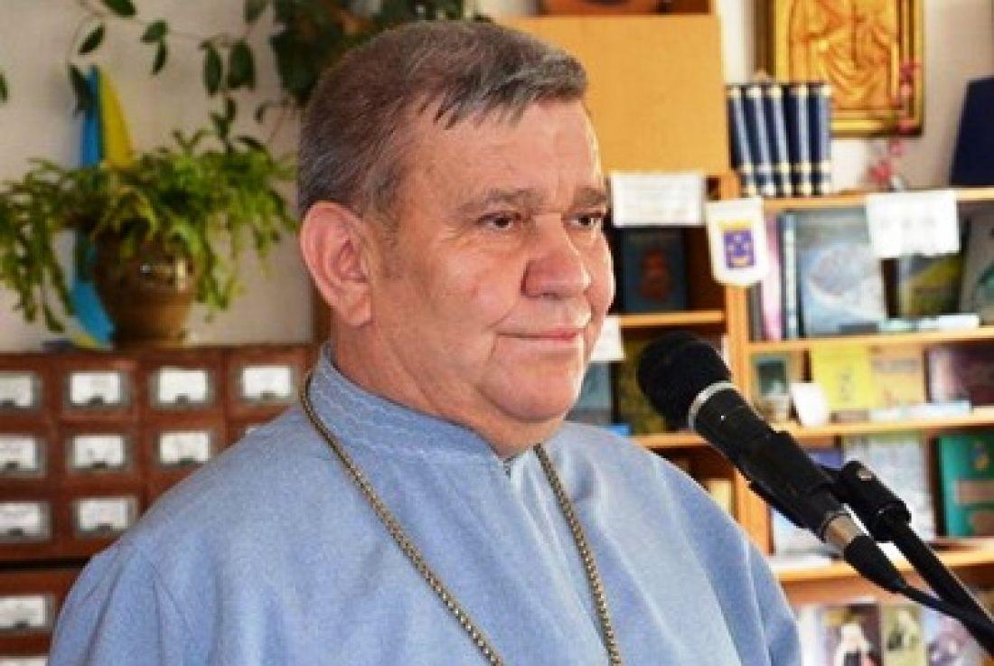На 68-му році життя помер священник Тернопільсько-Зборівської архиєпархії з Теребовлі