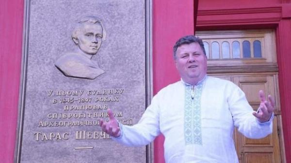 Чоловік з Бучача став ректором КНУ імені Тараса Шевченка (Фото)